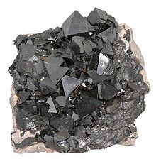 Grey magnetite